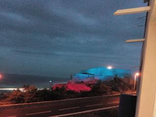 Le Théâtre de la Mer de nuit