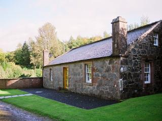 McDowall Cottage at Blairquhan Estate