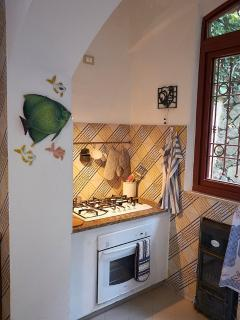 Kitchen (stove)