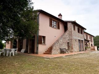 Studio in Maremma. Nature, old villages and sea