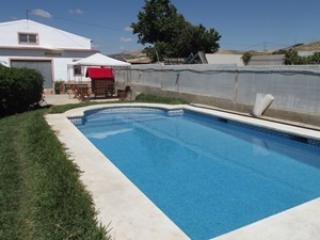 villa con piscina privada 7km del Caminito del Rey, Ardales