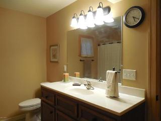 Large main floor full bathroom.