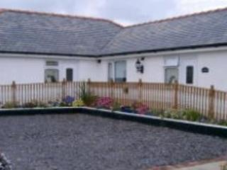 Bungalow at Dinas Dinlle Beach