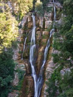 Stunning waterfalls are to be enjoyed, all year round