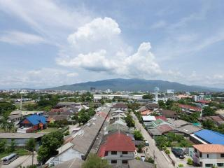 Amazing view from BD Cosy Apartment, Chiang Mai