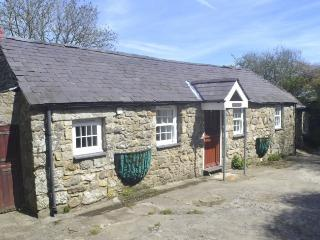 Pant Glas Barn Conversion on Anglesey, Llanbedrgoch