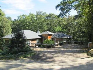 New Contemporary in Private, Central Location with Ferry Tickets & Beach Pass, Vineyard Haven