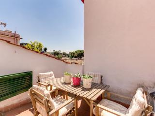 Romantic and silent Fori Duplex with terrace, Rome