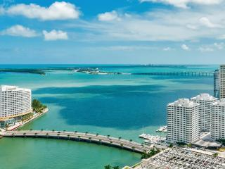 Spacious 2/2 In Luxurious Icon-Viceroy In Brickell,amazing Bay Views!!!, Miami