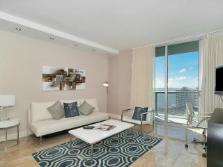 ICON/W BRICKELL-2 BED/1 BATH BAY VIEW-REDUCED TO $159 per nite THRU 12/23!!, Miami
