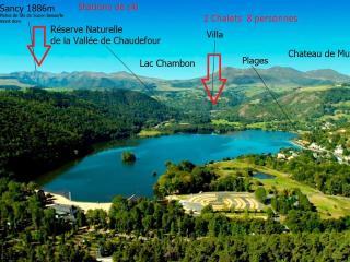 villa Chambon-sur-lac 130m² + parc 3000m², Chambon-sur-Lac