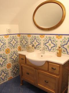 appartamento 1- bagno