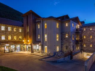 Luxury condos with chauffeur, kids club & private bar! 2 block walk to Gondola! - The River Club 3BR Residence, Telluride