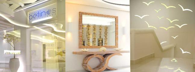 Mykonos Petinos-Standard Triple Room, Platys Gialos