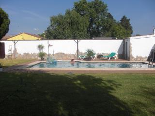 doñanita apartamento rustico, duplex con piscina