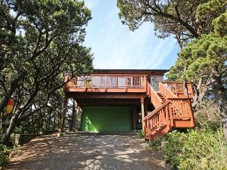 SPINDRIFT~Nestled in the tree's only a block to the beach!!, Manzanita