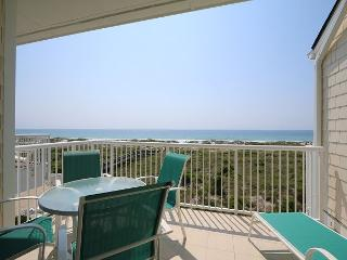 Wrightsville Dunes 3B-F - Oceanfront condo with community pool, tennis, beach