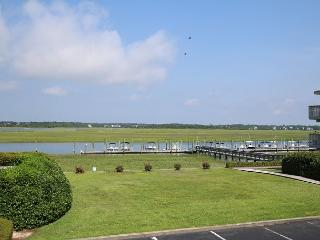 CB 2313B -  Slow down relax and enjoy your vacation at this sound view condo