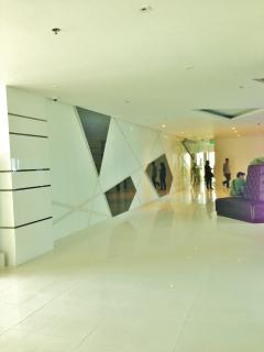Air-conditioned well lighted lobby with free WIFI.