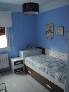 Habitación 2 2 camas de 0,90