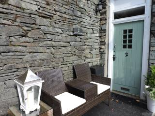 Dog friendly cottage in central Ambleside