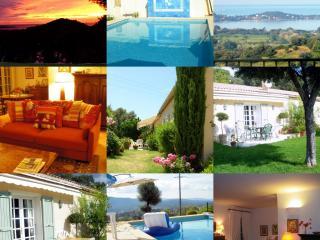 villa de charme avec vue mer , piscine , clim, Porticcio