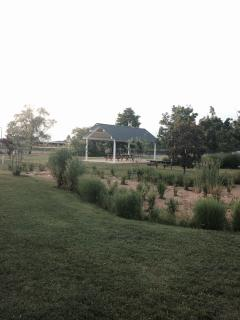 Pavilion at Piney Point is open until sunset.