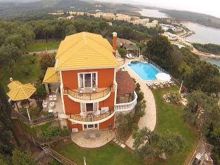 ST.NICHOLAS BEACH HOUSE,Private beachesHeated pool, Corfu