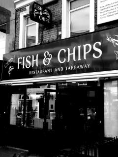 Can't come to London without having fish and chips! Kerbisher and Malt is close and fantastic!