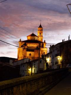 Iglesia de San Millán en Orihuela