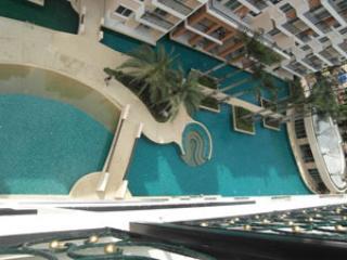Pool  from balcomy