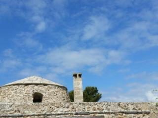 Romantic trullo near the beaches of the Ionic Sea