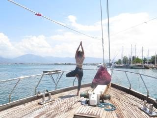 Yoga Cruise Turkey
