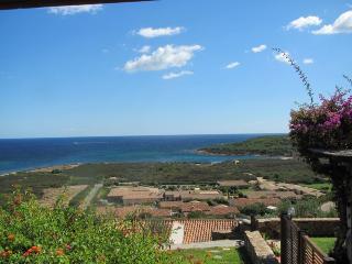 Villetta Girasole vista mare