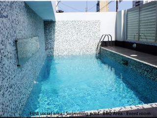 Lima Miraflores 3Bed Amenities Pool