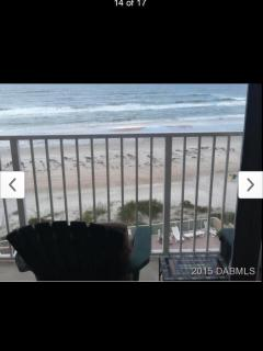 Ocean view studio. 607, Daytona Beach