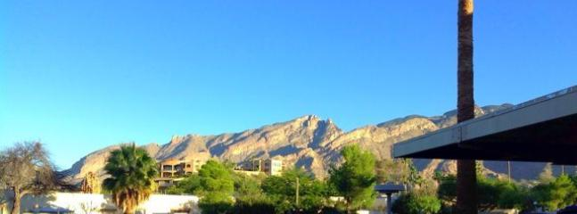Breathtaking views of the Catalina Mountains