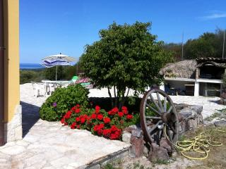Country house with panoramic view, Alghero