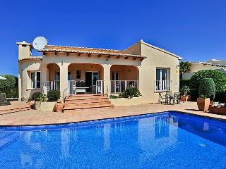 Villa alegre vue mer, Moraira