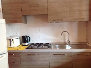 Cucina e piano cottura