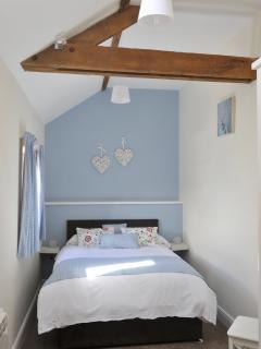 Double room with original oak beams