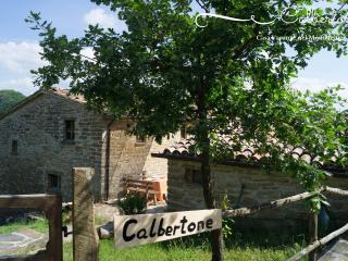 Main entrance to Calbertone