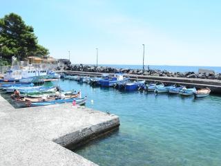 Accogliente bivani sul mare, Catania
