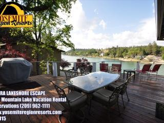 Luxe Lakefront, Yak, WIFI, Slps10-12, 25m>Yosemite, Groveland