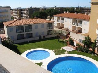 Appartement neuf pres plage air conditionne, Cambrils