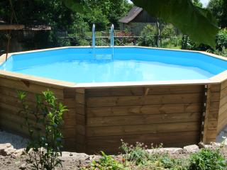 The brand new pool for 2015