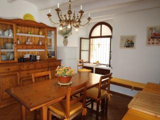 La cocina invita al disfrute de los manjares de la zona.