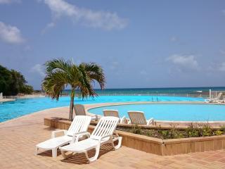 Mer et piscine en GUADELOUPE, Saint Francois