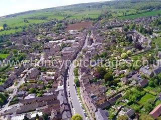 Chipping Campden is an old medieval market town