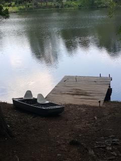 dock & Jon boat